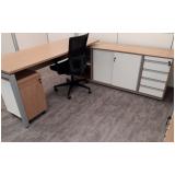 armários escritório com chave Campo Belo