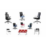 cadeira escritório giratória Carandiru