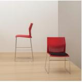 cadeira para mesa de estudo Jardins