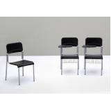 cadeira tipo universitária Sacomã