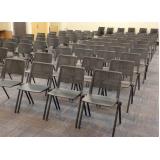 cadeira universitária com prancheta frontal valor Liberdade