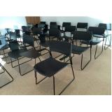 cadeira universitária para canhoto valor Pacaembu