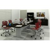 comprar mesa reunião para escritório Ibirapuera