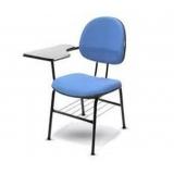 loja de cadeira universitária azul Sé