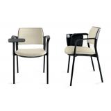 loja de cadeira universitária com prancheta dobrável Pinheiros