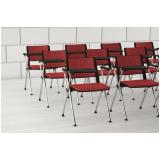 loja de cadeira universitária com prancheta Bom Retiro
