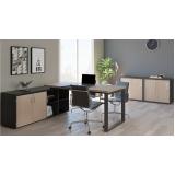 mesa de canto escritório preços Ipiranga