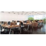 mesa de escritório grande preços Campo Belo