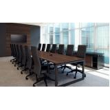 mesa de escritório grande Aeroporto
