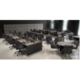 mesas de escritório grande Campo Belo