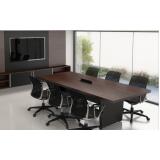 mesas de reunião 6 lugares Glicério