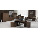 mesas para escritório de canto Consolação