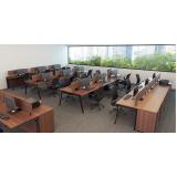 mesa de escritório grande