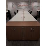 mesas plataforma trabalho Cambuci