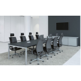 mesas reunião para escritório Vila Leopoldina