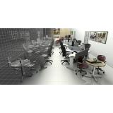 mobiliário de escritório valor República