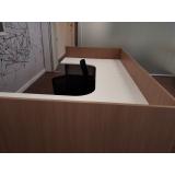 mobiliário para escritório preço Freguesia do Ó