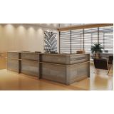 mobiliário para escritório valor Saúde