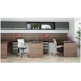 móveis para escritório Vila Maria