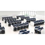 moveis para sala de aula de informática