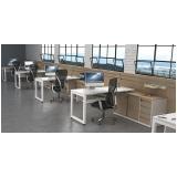 móveis para recepção de escritório preço Jardins