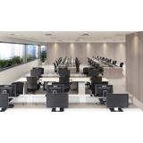 móveis para recepção de escritório Vila Mariana