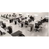 móveis modulados escritório
