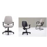 orçamento de cadeira escritório giratória Santa Cecília