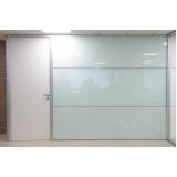 quanto custa paredes divisórias para escritório Cantareira